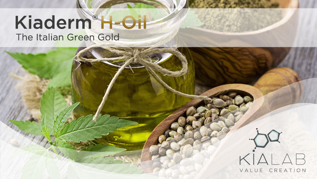 Kiaderm ® H-Oil the rediscovery of an ancient lost treasure