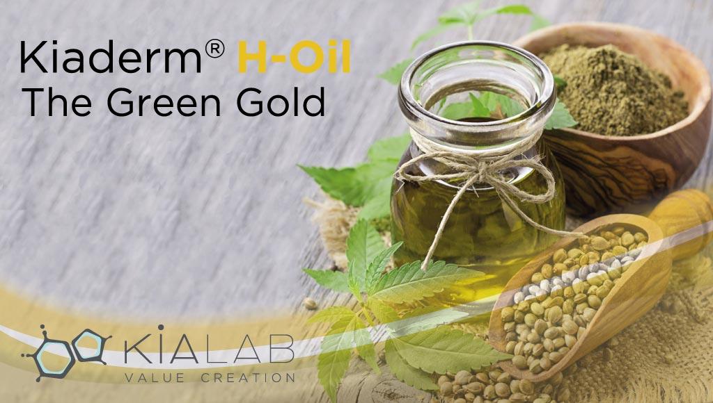 Kiaderm® H-Oil: alla riscoperta di un antico tesoro perduto