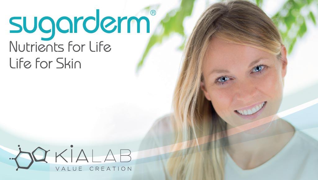 Sugarderm®: dalla Nutrizione alla Cosmetica